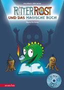 Cover-Bild zu Ritter Rost 19: Ritter Rost und das magische Buch von Hilbert, Jörg