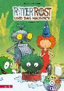 Cover-Bild zu Ritter Rost 12: Ritter Rost und das Haustier von Hilbert, Jörg