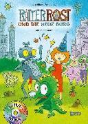 Cover-Bild zu Ritter Rost 17: Ritter Rost und die neue Burg von Hilbert, Jörg