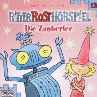 Cover-Bild zu Ritter Rost 12. Die Zauberfee von Janosa, Felix