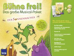 Cover-Bild zu Bühne frei! Der Sonnenmacher von Hilbert, Jörg