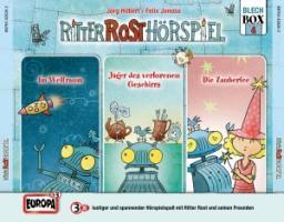 Cover-Bild zu Blechbox 04 von Hilbert, Jörg (Gelesen)