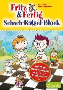Cover-Bild zu Fritz & Fertig Schach-Rätsel-Block (eBook) von Hilbert, Jörg