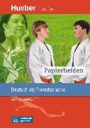 Cover-Bild zu Papierhelden von Schwenninger, Marion