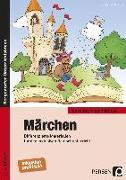 Cover-Bild zu Märchen von Kirschbaum, Klara
