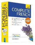 Cover-Bild zu Complete French (Learn French with Teach Yourself) von Graham, Gaelle