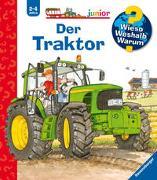 Cover-Bild zu Wieso? Weshalb? Warum? junior: Der Traktor (Band 34) von Erne, Andrea