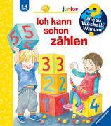 Cover-Bild zu Wieso? Weshalb? Warum? junior: Ich kann schon zählen (Band 70) von Rübel, Doris