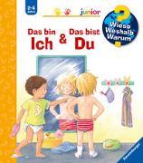Cover-Bild zu Wieso? Weshalb? Warum? junior: Das bin ich & Das bist du (Band 5) von Rübel, Doris