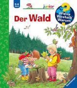 Cover-Bild zu Wieso? Weshalb? Warum? junior: Der Wald (Band 6) von Weinhold, Angela