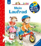 Cover-Bild zu Wieso? Weshalb? Warum? junior: Mein Laufrad (Band 37) von Nahrgang, Frauke