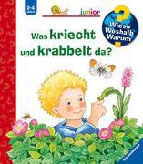 Cover-Bild zu Wieso? Weshalb? Warum? junior: Was kriecht und krabbelt da? (Band 36) von Eberhard, Irmgard