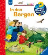 Cover-Bild zu Wieso? Weshalb? Warum? junior: In den Bergen (Band 42) von Erne, Andrea