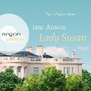 Cover-Bild zu Lady Susan (Ungekürzte Lesung) (Audio Download) von Austen, Jane
