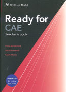 Cover-Bild zu Ready for CAE Teacher's Book 2008 von French, Amanda