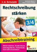 Cover-Bild zu Rechtschreibung stärken / Klasse 3-4 (eBook) von Maier, Gerlinde