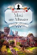 Cover-Bild zu Mord am Münster von Cox, Helen