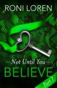 Cover-Bild zu Believe (eBook) von Loren, Roni