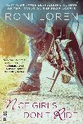 Cover-Bild zu Nice Girls Don't Ride (eBook) von Loren, Roni