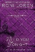 Cover-Bild zu Need You Tonight (eBook) von Loren, Roni