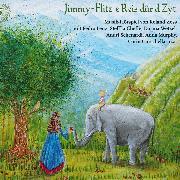 Cover-Bild zu Jimmy-Flitz e Reis dür d Zyt von Zoss, Roland
