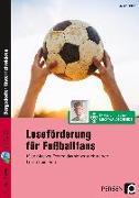 Cover-Bild zu Leseförderung für Fußballfans von Halen, Liv van