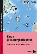 Cover-Bild zu Kurze Lesespurgeschichten 5./6. Klasse - Deutsch von Halen, Liv van