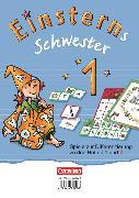 Cover-Bild zu Einsterns Schwester, Zu Ausgabe 2015 und Ausgabe 2021, 1. Schuljahr, Spiele zur Differenzierung zu den Heften 1 und 2 von Borrmann, Angelika