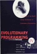 Cover-Bild zu Evolutionary Programming IV von McDonnell, John R. (Hrsg.)
