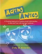 Cover-Bild zu Acting Antics (eBook) von Schneider, Cindy