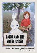 Cover-Bild zu Robin and the White Rabbit (eBook) von Brunnström, Åse