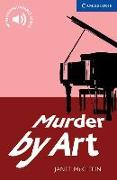 Cover-Bild zu Murder by Art von McGiffin, Janet