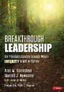 Cover-Bild zu Breakthrough Leadership von Blankstein, Alan M.