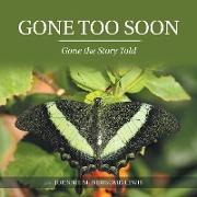 Cover-Bild zu Gone Too Soon (eBook) von Newsome-Lewis, Johnnie M.