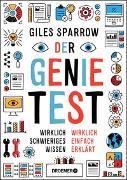Cover-Bild zu Der Genie-Test von Sparrow, Giles