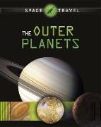 Cover-Bild zu Space Travel Guides: The Outer Planets von Sparrow, Giles
