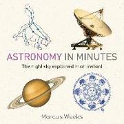 Cover-Bild zu Astronomy in Minutes (eBook) von Sparrow, Giles