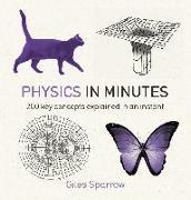 Cover-Bild zu Physics in Minutes (eBook) von Sparrow, Giles