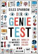 Cover-Bild zu Der Genie-Test (eBook) von Sparrow, Giles