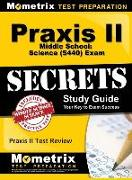 Cover-Bild zu Praxis II Middle School: Science (5440) Exam Secrets Study Guide von Mometrix Media LLC