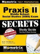 Cover-Bild zu Praxis II Middle School: Social Studies (5089) Exam Secrets Study Guide von Mometrix Media LLC
