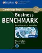 Cover-Bild zu Business Benchmark Pre-intermediate to Intermediate BULATS Student's Book von Whitby, Norman
