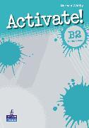 Cover-Bild zu Activate! B2 Level Teacher's Book von Whitby, Norman