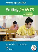 Cover-Bild zu Improve Your Skills: Writing for IELTS 4.5-6.0 Student's Book without key & MPO Pack von McCarter, Sam