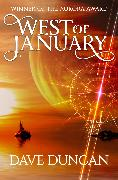 Cover-Bild zu West of January (eBook) von Duncan, Dave