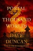 Cover-Bild zu Portal of a Thousand Worlds (eBook) von Duncan, Dave