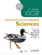 Cover-Bild zu Cambridge IGCSE Combined and Co-ordinated Sciences (eBook) von Mackean, D. G.