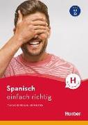 Cover-Bild zu Spanisch - einfach richtig von Miquel-Heininger, Eva