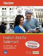 Cover-Bild zu Endlich Zeit für Italienisch Premium-Ausgabe von Caiazza-Schwarz, Gabriella