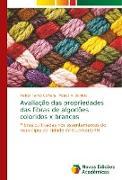 Cover-Bild zu Avaliação das propriedades das fibras de algodões coloridos x brancos